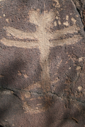 Dragonfly pertoglyph  Dragonfly Petroglyph Trail 2013-08